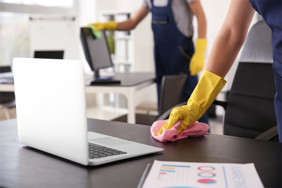Why is Office Cleaning Important